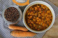 zuppa di roveja
