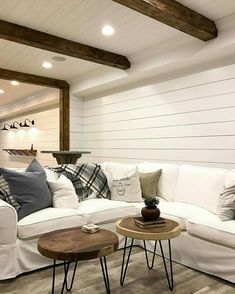 Epic 24 White Wood Beams Ceiling https://ideacoration.co/2018/01/30/24-white-wood-beams-ceiling/ Reapply the bleach every couple of minutes or as vital to be sure the wood stays damp