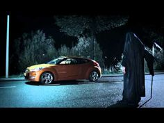 A VERY creepy and ultimately funny #Hyundai Veloster 3-Door commercial. What do YOU think?