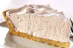 Cool 'n Creamy Yogurt Pie recipe