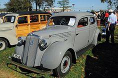 1937 Volvo sedan