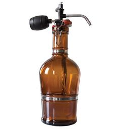 With the increasing amount of draught only beers, growlers are becoming a must into today's craft beer revolution.