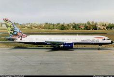 G-CPEL British Airways Boeing 757-200