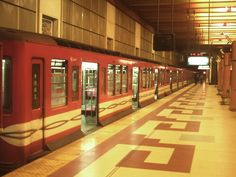 Buenos Aires Subway B Line