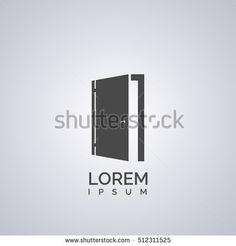 Картинки по запросу open door logo design