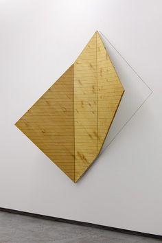 "sawaru: ""installationarts: "" Jan Kotik Possible variations 1975 Acrylic, canvas…"