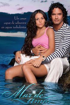 TELENOVELEIROS!: Exclusivo: Mar de amor já está dublada!