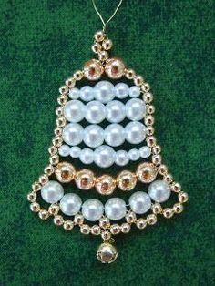 Perlenschmuck basteln  etwas-besonderes - Perlenschmuck Basteln 3D Perlensterne Perlen ...