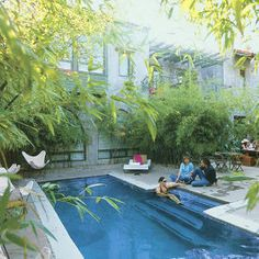 Cool Pools, Great Stays | Hip Hangout: Hotel San José | SouthernLiving.com