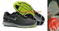 Mens Nike LunarEclipse 2 Dark Grey/Reflective Silver-Black-Wolf Grey Shoes