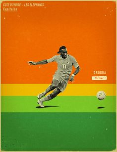 World Cup 2014 Fan Favourite Posters created by... | DYNAMIC AFRICA