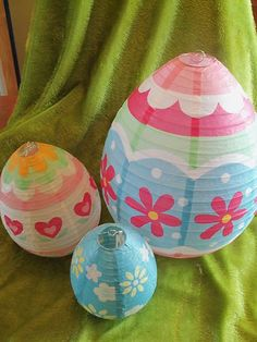 find best value and selection for your egg lantern by ganz paper lantern for easter decoration assorted styles sizes search on ebay