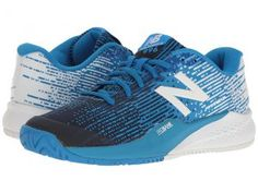 New Balance MC996v3 (UV Blue/White) Men's Tennis Shoes