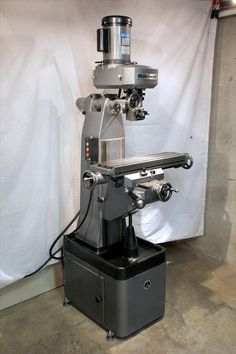 Photo Index - Rockwell Manufacturing Co. Benchtop Milling Machine, Lathe Machine, Horizontal Milling Machine, Machinist Tools, Johnny Bravo, Metal Fab, Blacksmith Shop, Tool Shop, Metal Shop