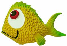 Lanco Toys Natural Rubber Fish