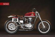 1972 BSA 500cc GP