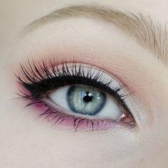 soft palette for blue eyes