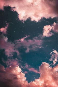 "The post ""Pink clouds wallpaper appeared first on Pink Unicorn Pink Aesthetic Backgrounds, Aesthetic Iphone Wallpaper, Aesthetic Wallpapers, Pink Clouds Wallpaper, Roses Tumblr, Sky Aesthetic, Retro Aesthetic, Sky And Clouds, The Sky"