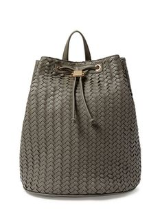 Woven Varick Backpack from Up to 80% Off: Ultimate Steals on Gilt