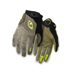 The Giro XEN Gloves - beefy long finger mountain bike /BMX gloves for the more…