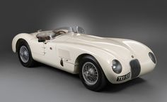 1952 Jaguar C-Type Roadster