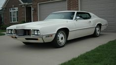 1970 Ford Thunderbird Fastback Automatic presented as lot U140 at Indianapolis, IN