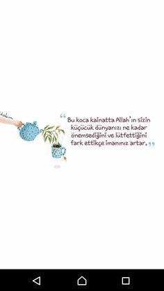 Meaningful to me ❤️- Benim için anlamlı ❤️ Meaningful to me ❤️ - Islamic Prayer, Allah Islam, Sufi, Meaningful Words, Book Quotes, Motto, Ramadan, Cool Words, Inspire Me
