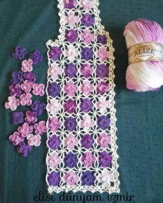 - Just DIY Crochet Squares, Crochet Granny, Diy Crochet, Crochet Stitches, Crochet Patterns, Crochet Jacket, Crochet Cardigan, Diy Crafts Knitting, Cross Stitch Cushion