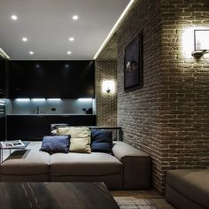 💡 💎 A brilliant lighting solution for living room! 🌞 💎 6 LIGHTING TRICKS TO MAKE SMALL SPACE FEEL BIGGER  👌 © CERTIFIED-LIGHTING.COM 🌞