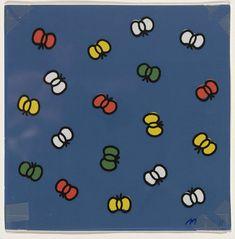 Vlinders, Dick Bruna, 2003