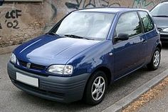 Seat Arosa 1997-2004