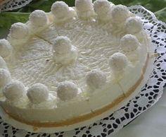 Rezept Philadelphia-Torte mit Raphaelo von zwiebelkochen - Rezept der Kategorie Backen süß