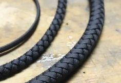 Make a Paracord BullWhip
