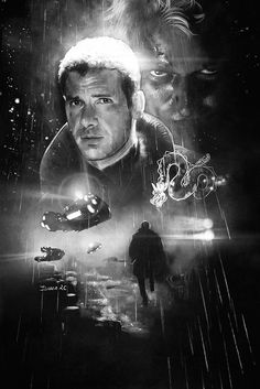 Blade Runner poster comp sketch by Ignacio RC Classic Movie Posters, Movie Poster Art, Film Posters, Blade Runner 1, Blade Runner Poster, Storyboard, Runner Tattoo, Ex Machina, Alternative Movie Posters