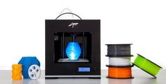"""Zero Compromise – The Cyrus 3D Printer Manifesto  """"When we started making the Cyrus 3D Printer, we set one goal in mind – zero compromise,"""" Sayedi said. """"We didn't cut costs on any part, including the Z-axis resolution. Where other printers are using a standard threaded rod or leadscrew, we're using a ballscrew which assures a perfect and smooth motion each time. That translates into a precision of up to 20 microns (0.02mm) under ideal settings."""""""