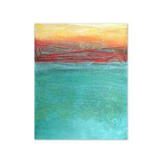 Original abstract art painting