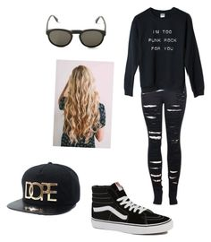 """Normal day out outfit ☺️"" by fivesaucescondiment on Polyvore"