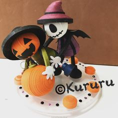 © chouchou_satomin- Quilled Haloween (Searched by Châu Khang)