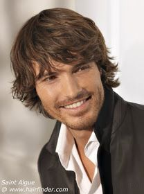 Mens Hairstyles For Medium thick hair 2013