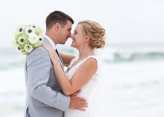 Princess Beach Wedding ©becphotography