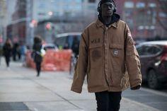 New York Fashion Week FW17: Street Style | Highsnobiety