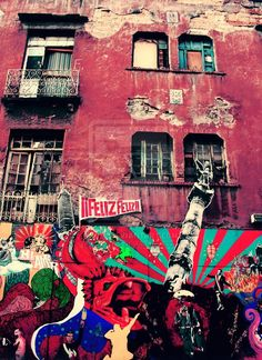 Regina+Street+Mexico+DF+by+Roux-S.deviantart.com+on+@deviantART