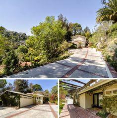 Kate Bosworth's Los Feliz home