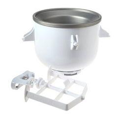 ice cream maker attachment for my mixer