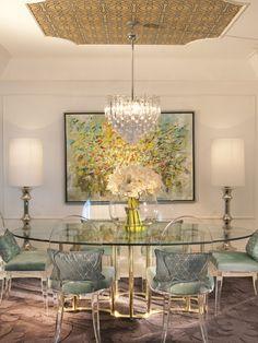 Characteristics of Hollywood Regency Style Decorating :: Hometalk