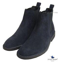 navy-blue-suede-kebo-chelsea-boots.jpg 526×560 pixels