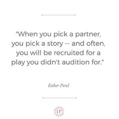 -Esther Perel-
