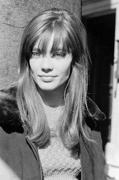 Francoise Hardy. 1968.