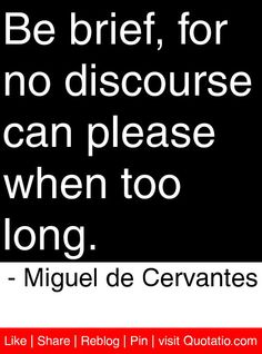 Miguel De Cervantes Quotes In Spanish