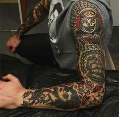 What are the Traditional Japanese Tattoo Meanings? Traditional Japanese Tattoo Meanings, Traditional Tattoo Man, Traditional Tattoo Old School, Traditional Ink, Traditional Tattoo Sleeves, Elbow Tattoos, Sleeve Tattoos, Hot Tattoos, Small Tattoos